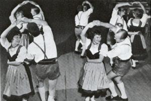 Schuhplattler Verein Enzian Dance