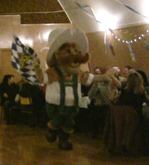 Mossleigh Bavarian Night