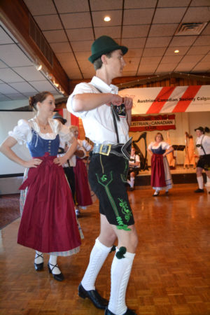 Austrian-Canadian Cultural Centre 50th anniversary