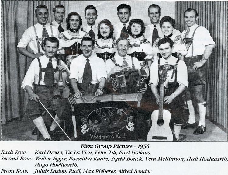 Group Photo 1956